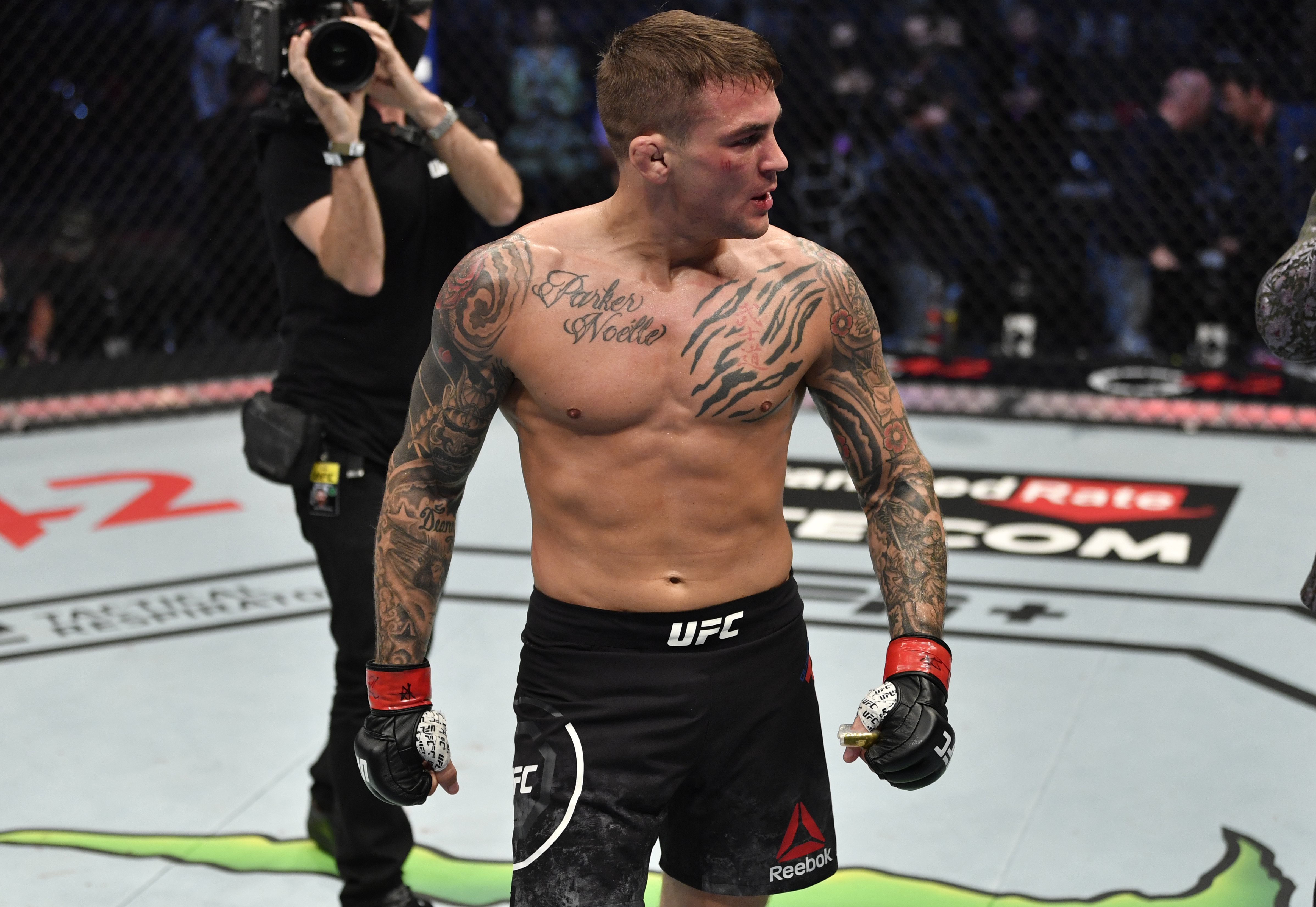 Dustin Poirier Hit Several UFC Milestones After Beating Conor McGregor for the 1st Time