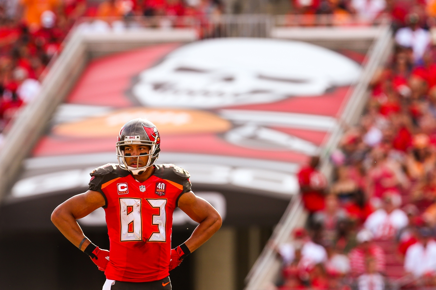 Vincent Jackson's Shocking Death Has Shed Much-Needed Light on a Life-Threatening Problem Pro Athletes Often Keep Hidden