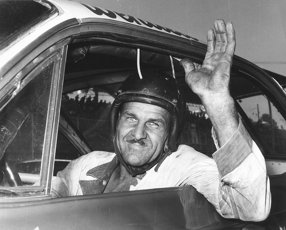 NASCAR Legend Wendell Scott received plenty of practice for his racing career because he was avoiding law enforcement while doing illegal business.