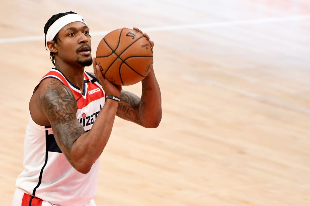 Bradley Beal Is Secretly Being Recruited to the Knicks by an Important Figure in the Organization