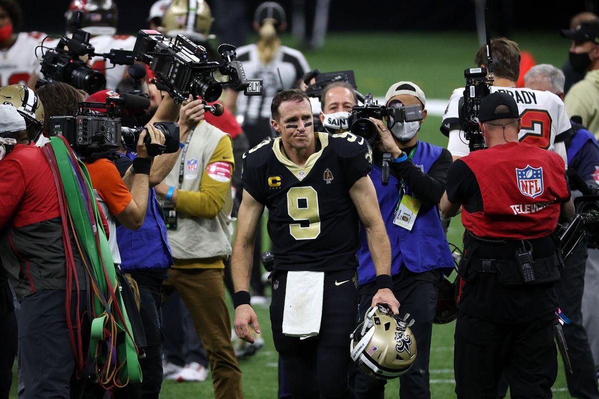 Drew Brees, Saints, NFL