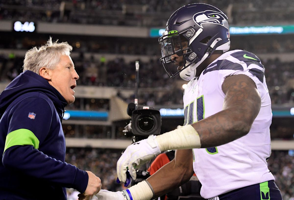 DK Metcalf May Have Taken a Subtle Jab at Pete Carroll While Discussing the Seahawks' Struggles on Offense