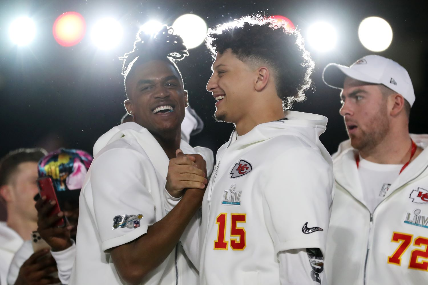 Patrick Mahomes Has a Key Weapon Arriving Just in Time for Super Bowl 55