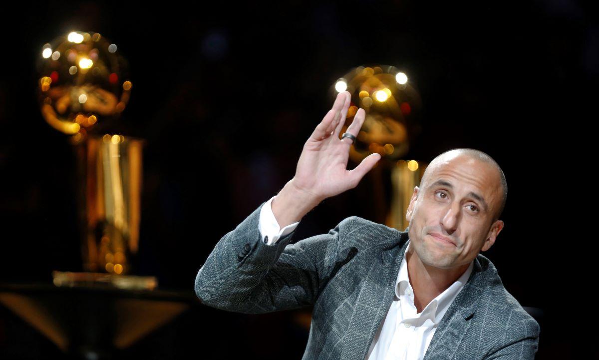 Manu Ginobili, Spurs, NBA