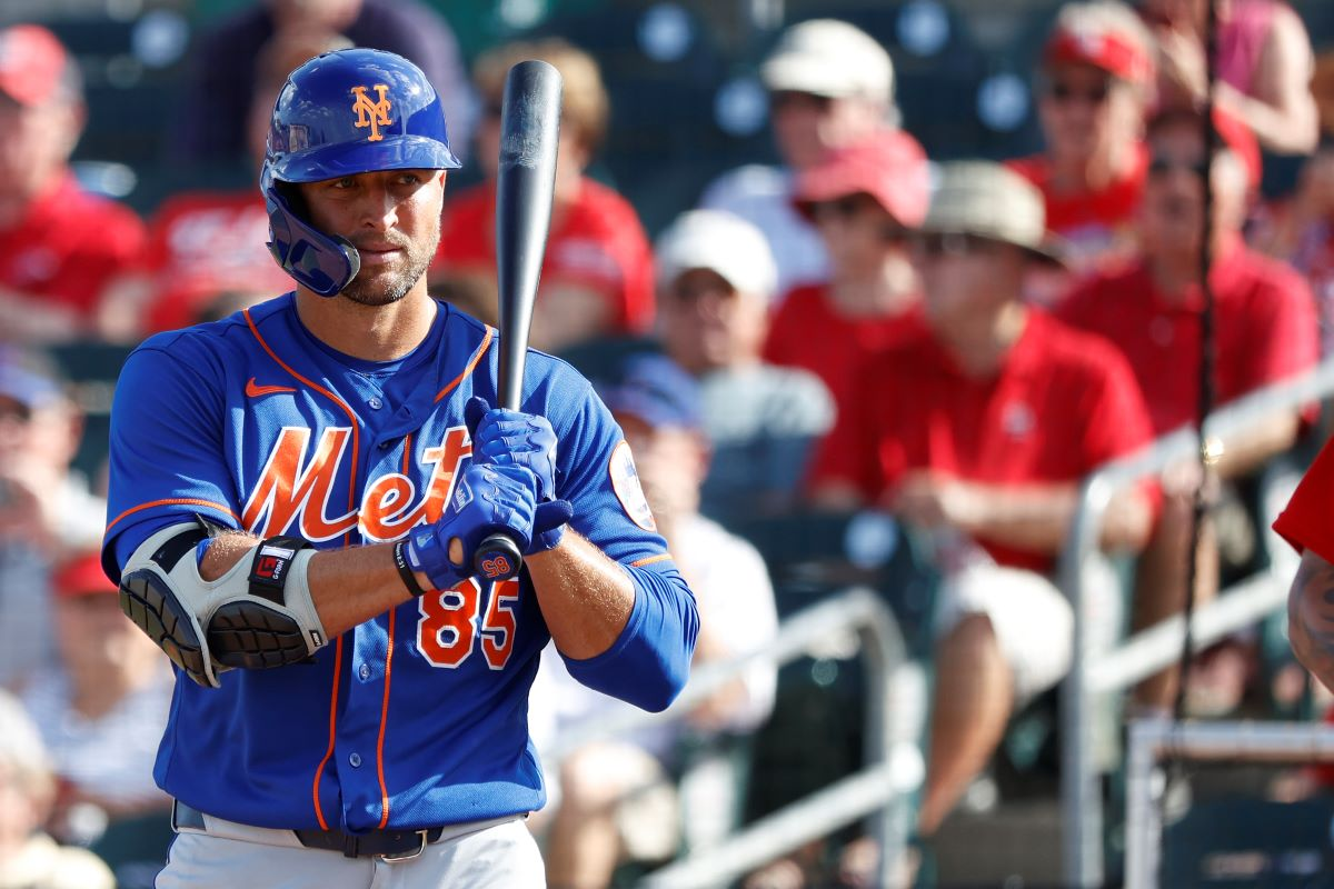 The Mets' Worthless Infatuation With Tim Tebow Is Dreadfully Continuing