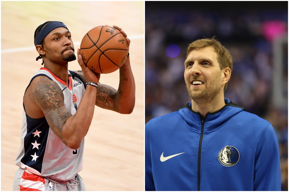 Bradley Beal Is Frustrated Because He Feels He's Getting Nitpicked for Choosing to Do What Dirk Nowitzki Did With the Mavs