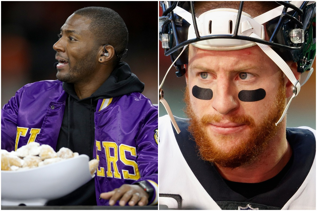 ESPN's Ryan Clark Explains Why Carson Wentz to the Bears Makes the Most Sense