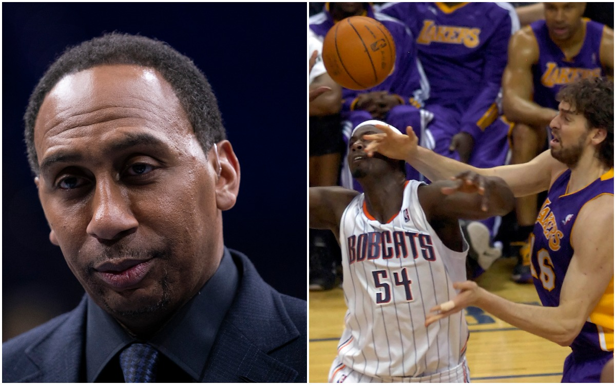 Stephen A. Smith Destroyed Kwame Brown With an Epic Rant After the Lakers Traded Him to the Grizzlies for Pau Gasol
