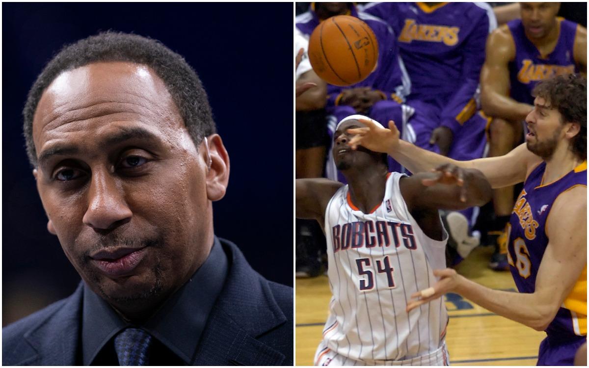 Lakers, Pau Gasol, Kwame Brown, Stephen A., Grizzlies