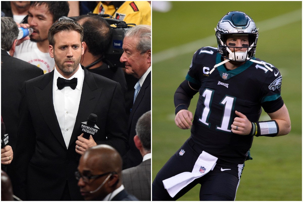 ESPN's Max Kellerman Reveals Why Carson Wentz Will Get Traded to the Bears: 'Chicago Never Gets Quarterback Right'