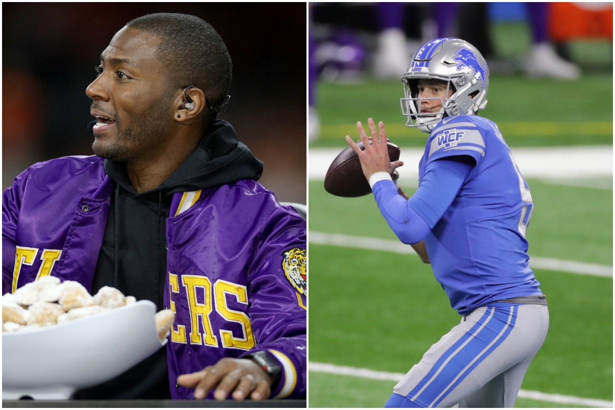 ESPN's Ryan Clark Reveals Why the Rams Made an 'Irresponsible' Move by Trading for Matthew Stafford