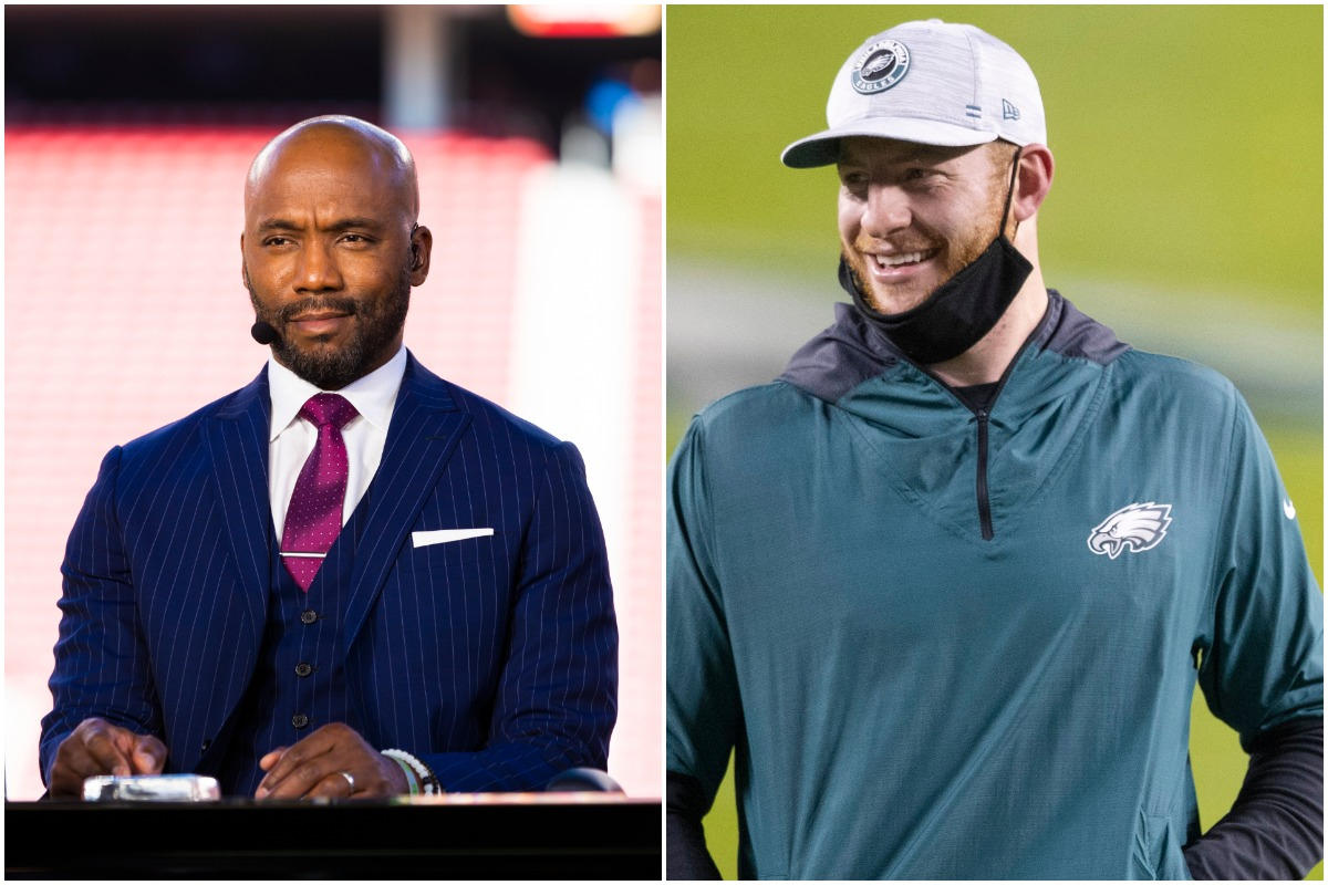 ESPN's Louis Riddick Boldly Reveals What Will Happen if Carson Wentz Struggles on the Colts