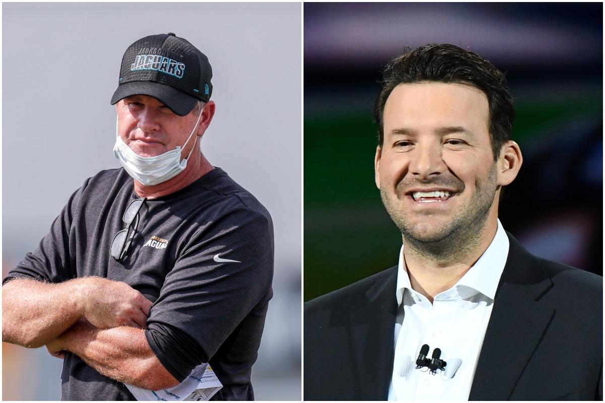 Jay Gruden, Tony Romo, NFL