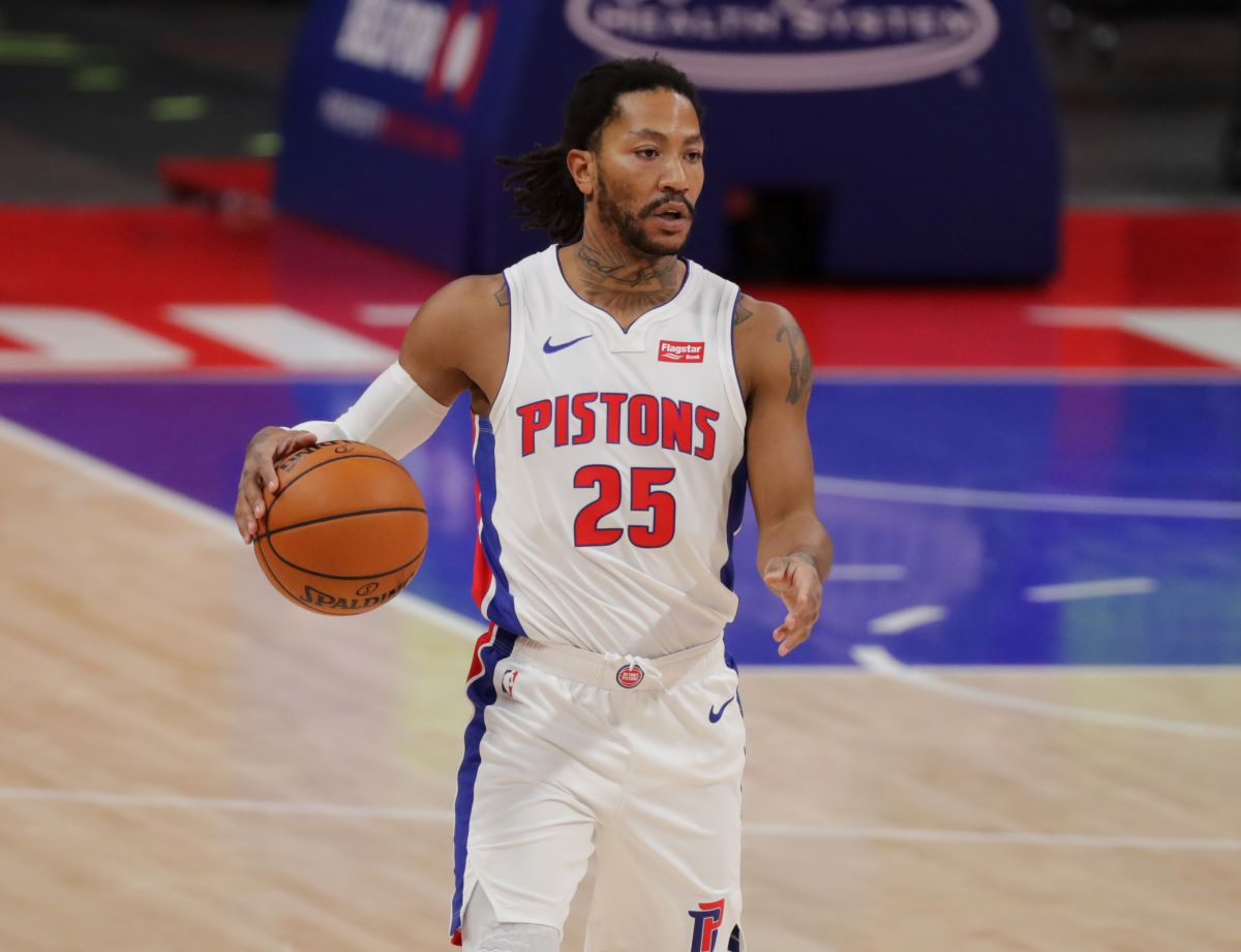 Derrick Rose Delivers Powerful Message Following Trade to Knicks: 'Got to Make This One Count'