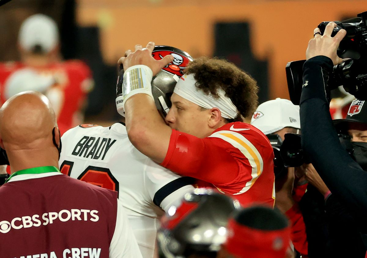 What Did Patrick Mahomes and Travis Kelce Tell Tom Brady After He Won His 7th Super Bowl?