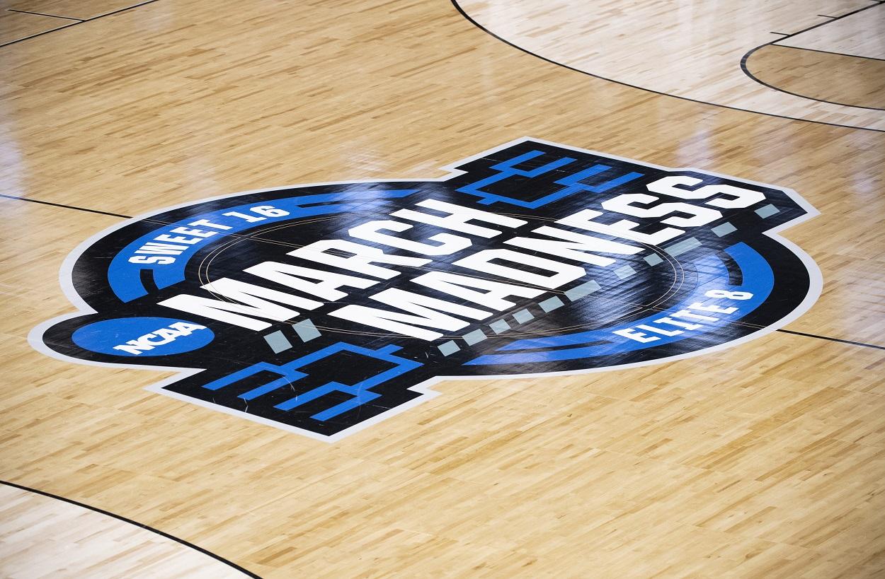 2021 NCAA Tournament logo