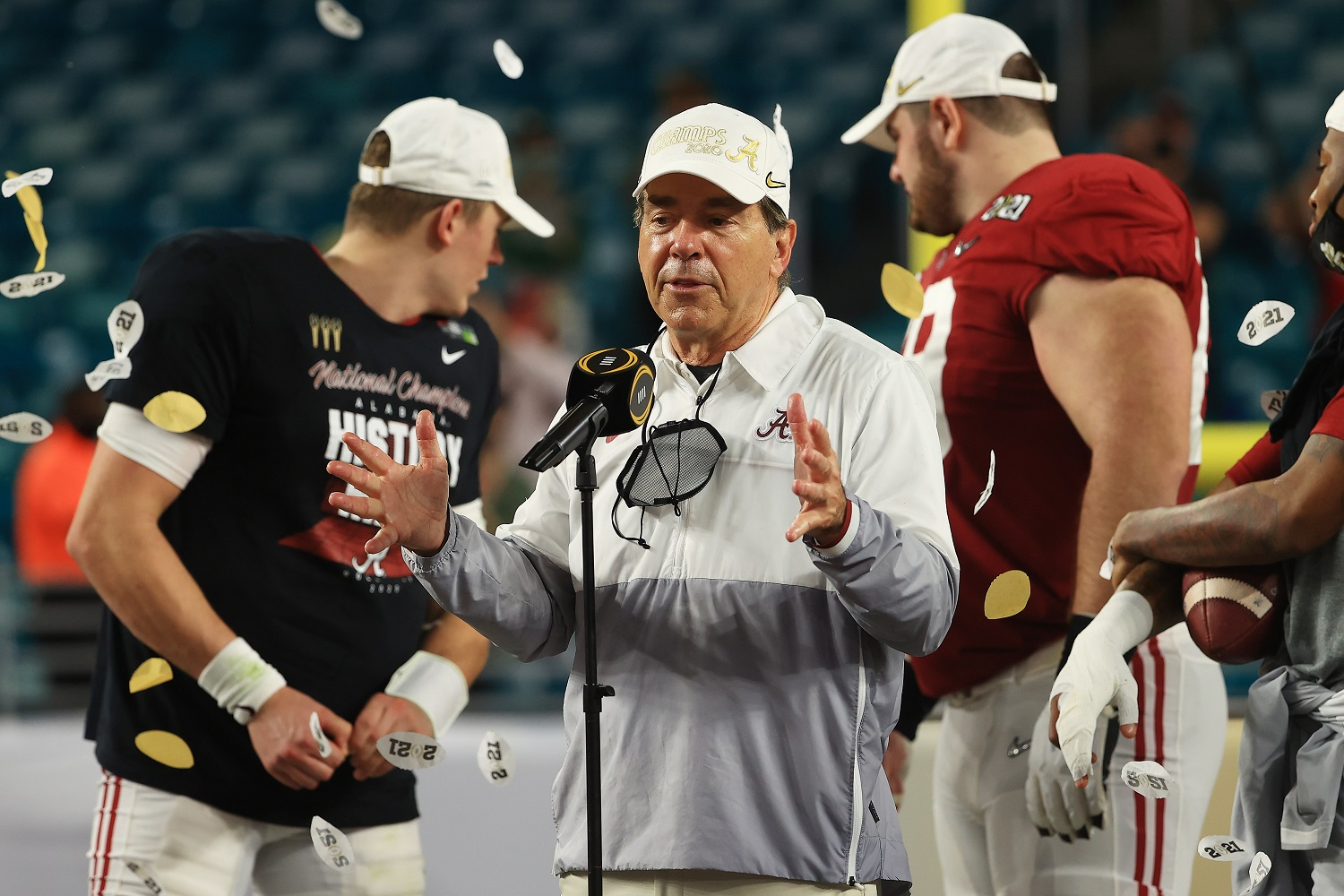 Hanging on to Nick Saban Will Cost Alabama in a Surprising New Way