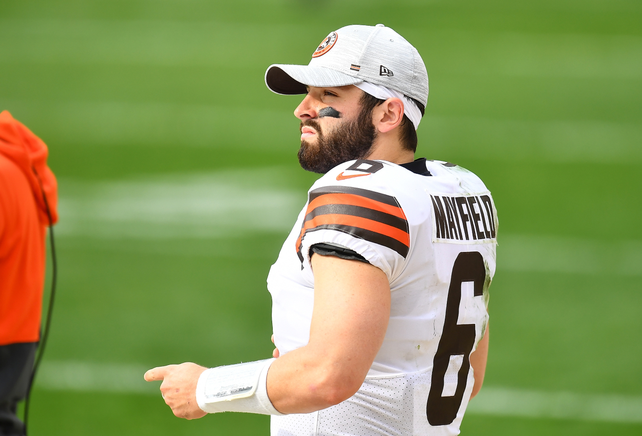 Baker Mayfield May Have Just Received a Little Clarity About His Future With the Browns