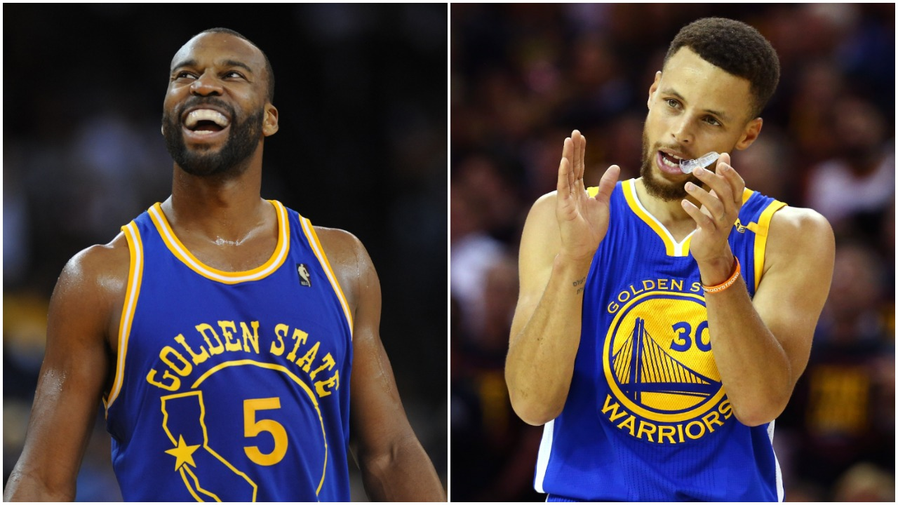 Stephen Curry Responds to Baron Davis' Absurd Claim About the 'We Believe' Golden State Warriors Challenging the Dubs' Best NBA Title-Winning Squad