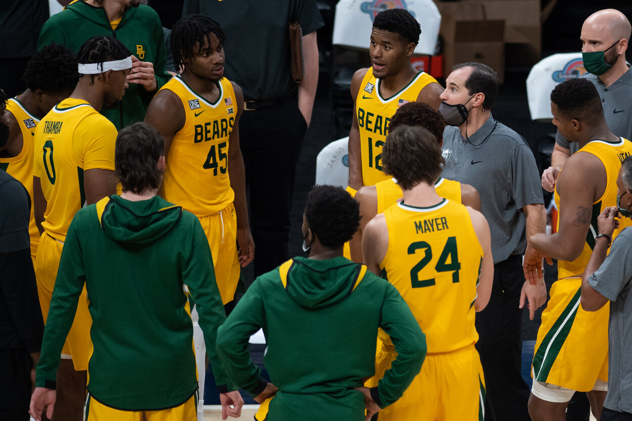 Has Baylor's Men's Basketball Team Ever Won a National Championship?