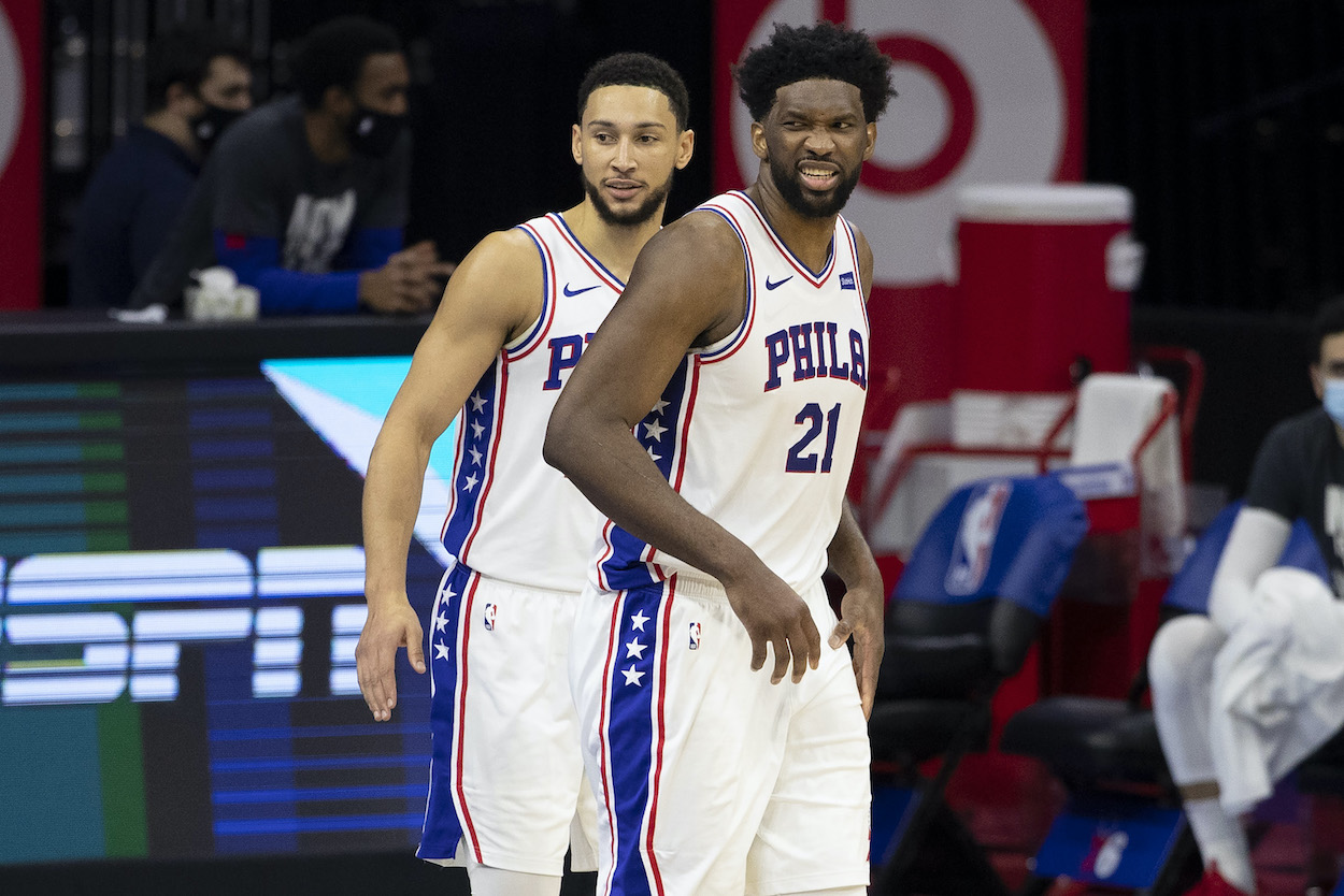 The NBA's Worst All-Star Nightmare Just Came True Thanks to the Philadelphia 76ers and a Barbershop
