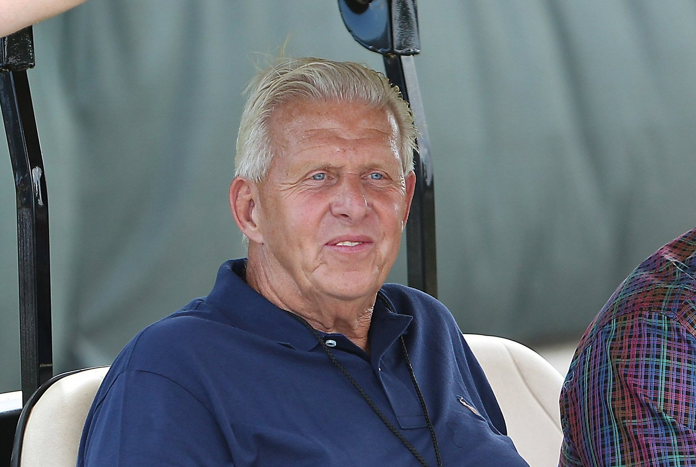 Bill Parcells won a pair of Super Bowls as coach of the New York Giants.