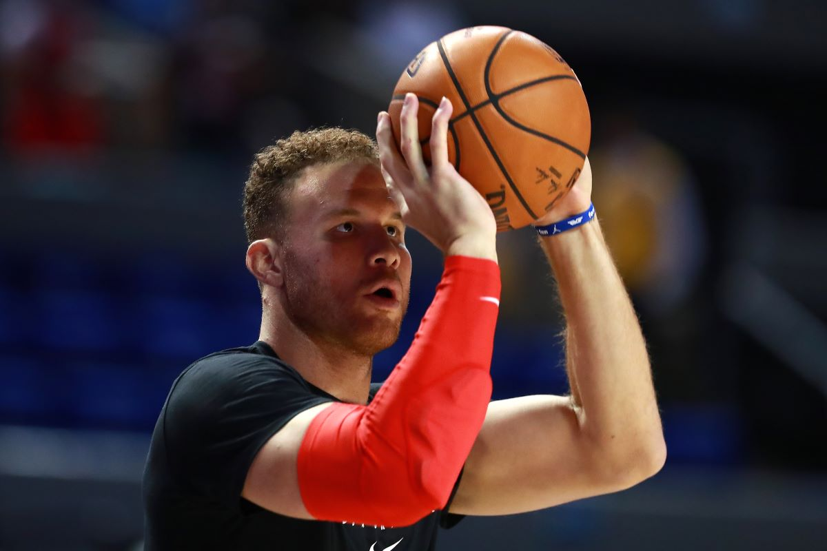 Blake Griffin, Nets, Clippers, NBA