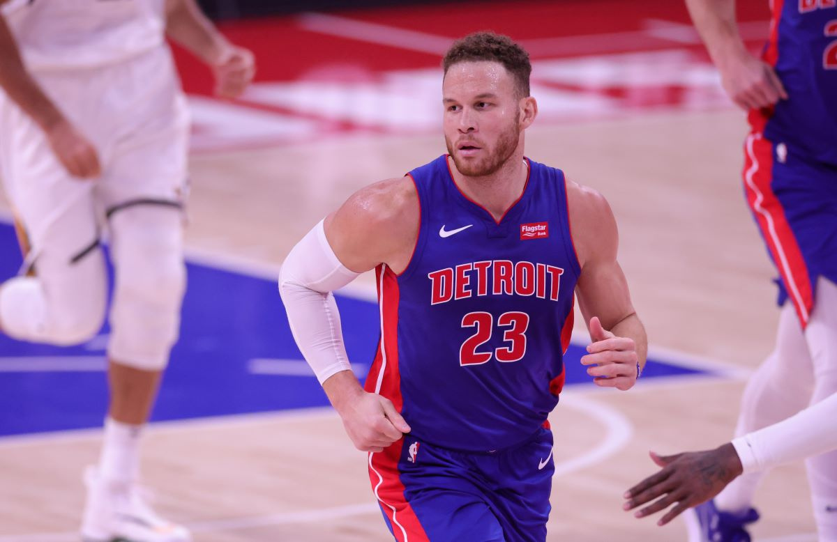 Blake Griffin, Nets, Pistons, NBA