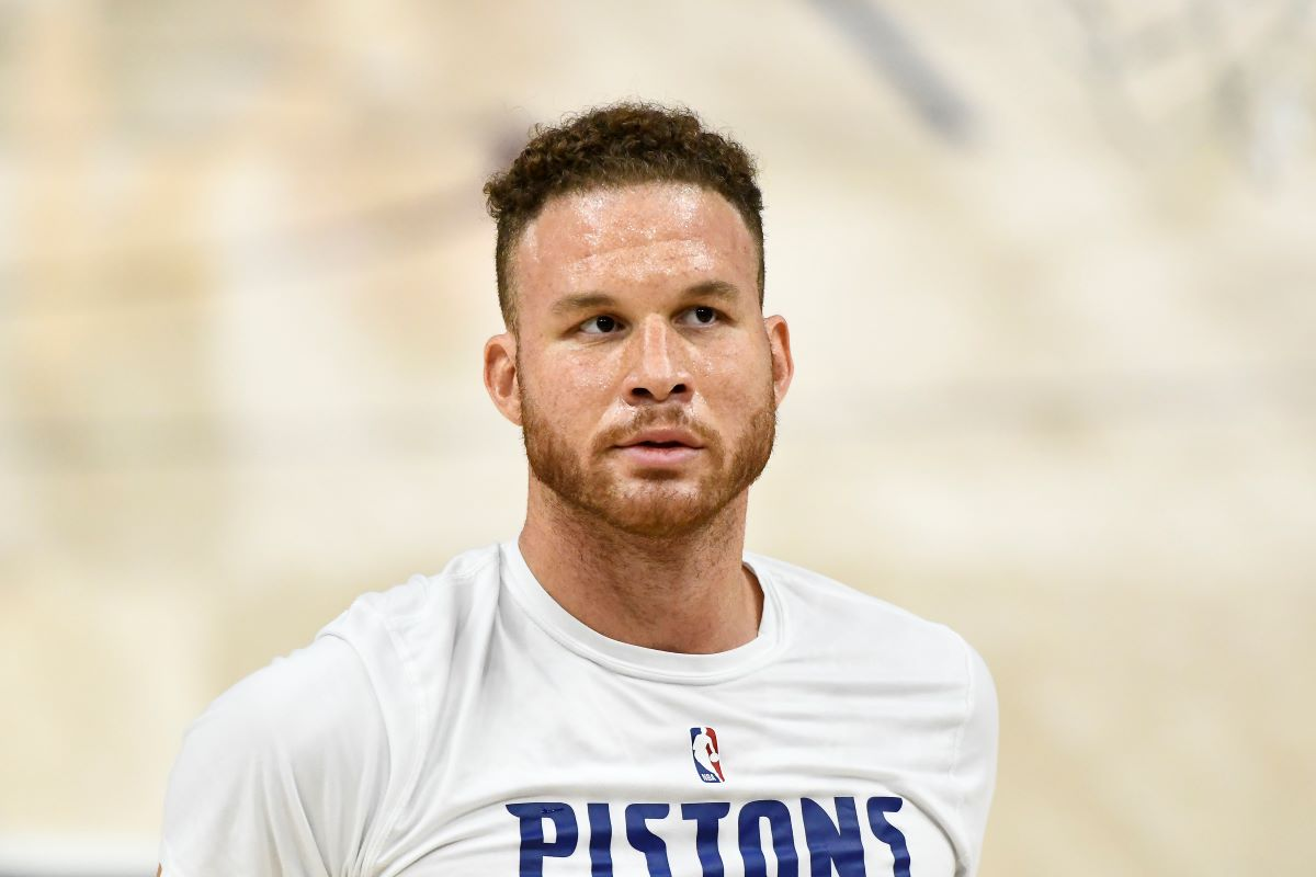 Blake Griffin, Pistons, Nets, NBA