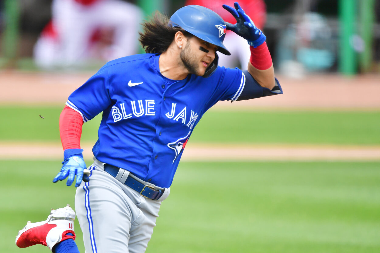 Is Blue Jays Star Bo Bichette Related To Former MLB All-Star Dante Bichette?