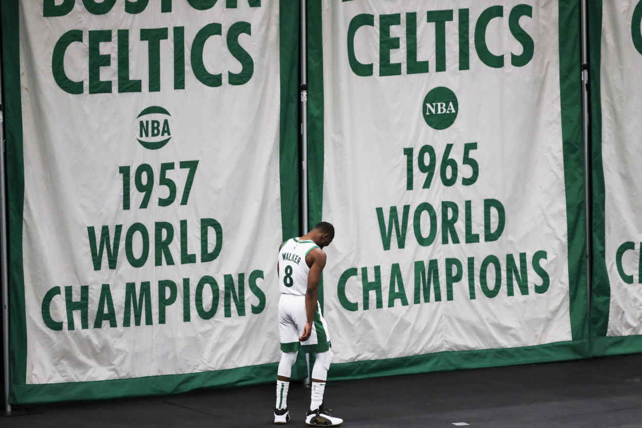 The Boston Celtics could get a quick boost in two different ways.
