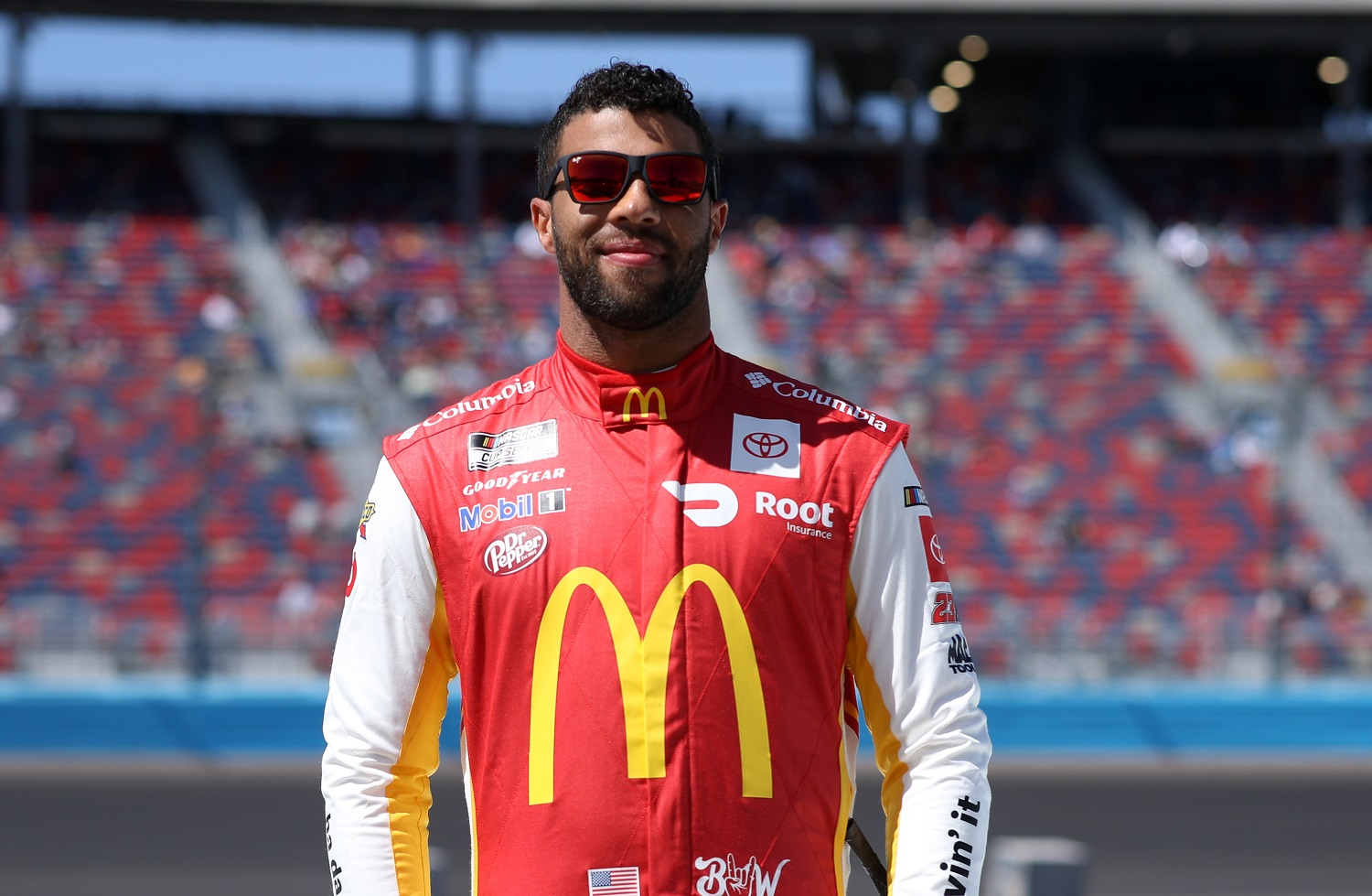 Bubba Wallace's first season with the Michael Jordan-owned 23XI Racing team is off to a slow start.