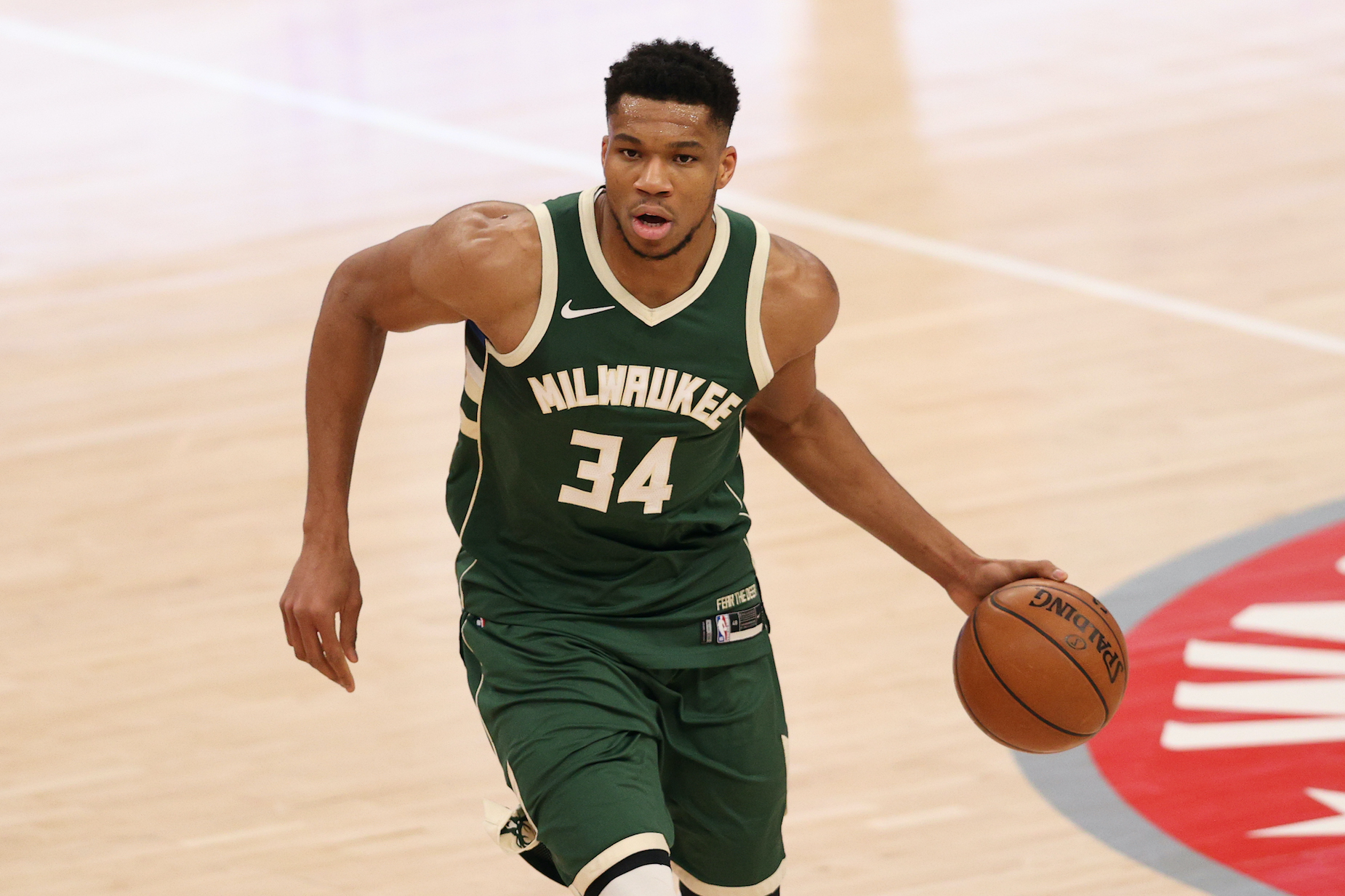 Giannis Antetokounmpo Is Worth $70 Million, but He Started His Basketball Career Sleeping in the Gym