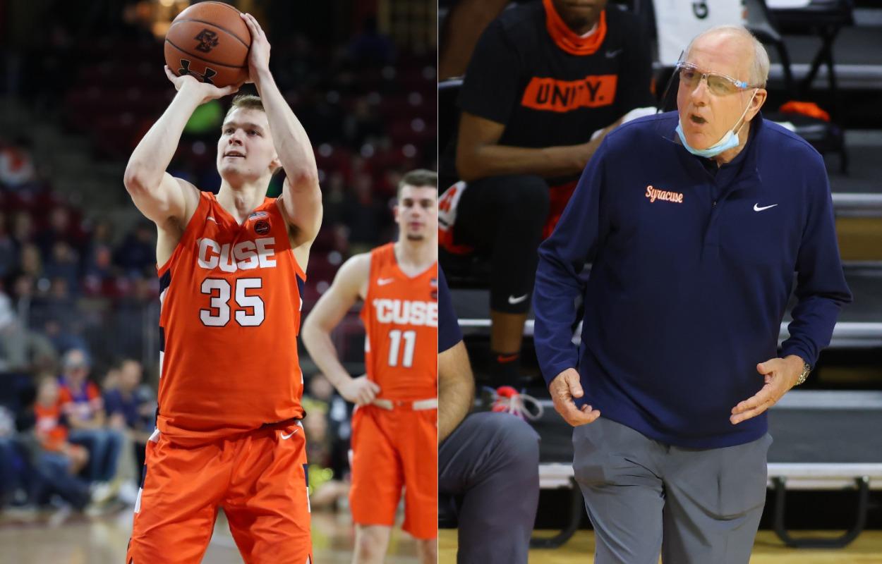 Is Buddy Boeheim Related To Syracuse Head Coach Jim Boeheim?