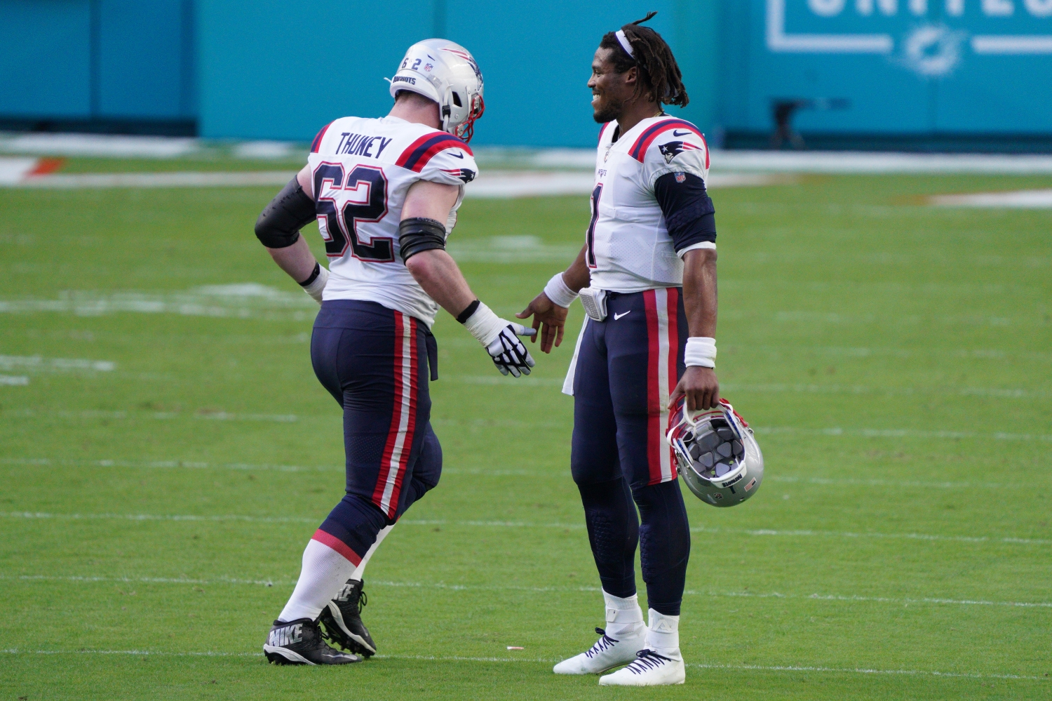 With Cam Newton Coming Back, the Patriots Suddenly Have a New Stance on Their Star Free Agent's Future in Foxborough