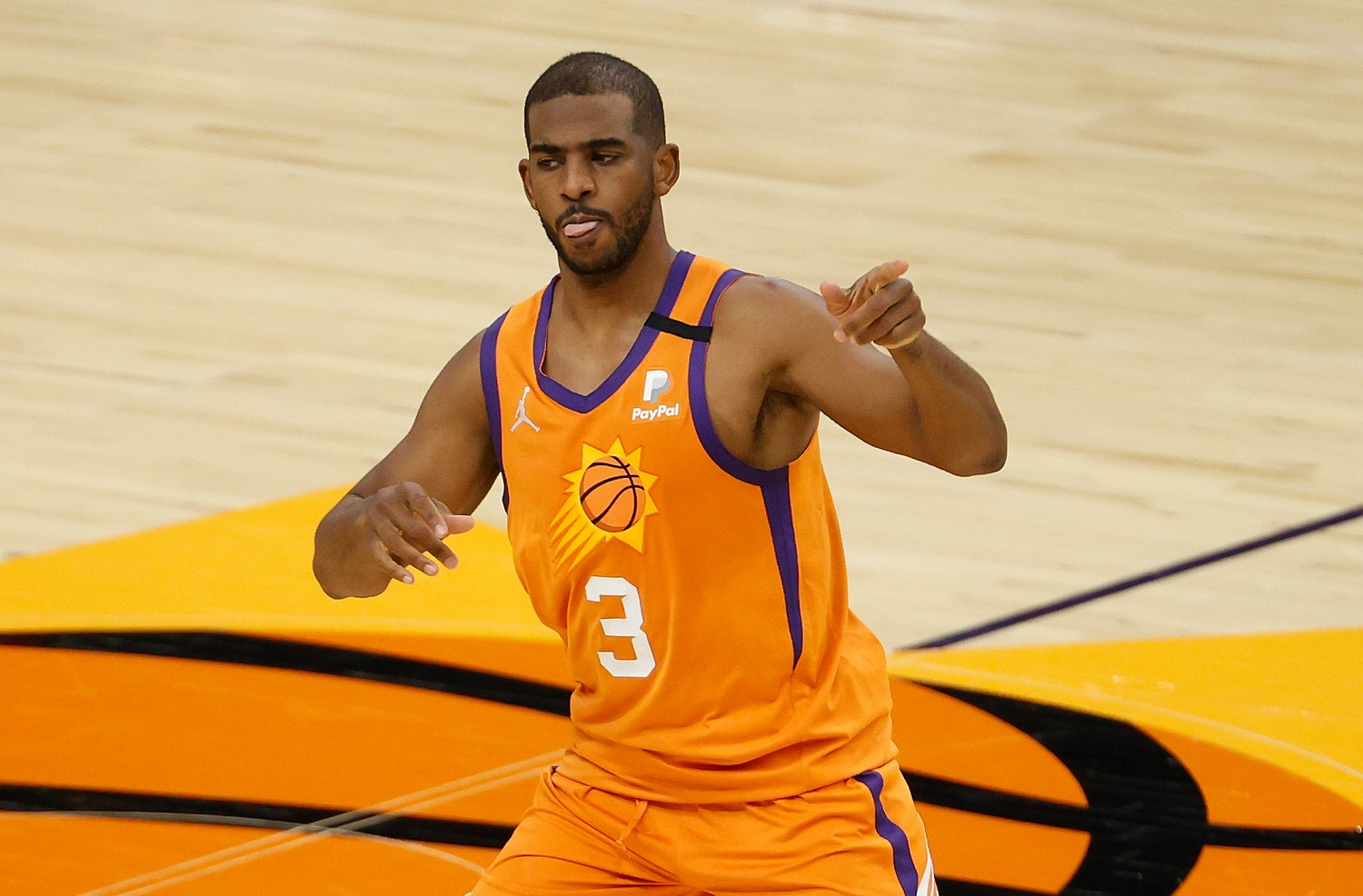 Phoenix Suns guard Chris Paul trolled the Minnesota Timberwolves while moving closer to 10,000 assists in his NBA career.