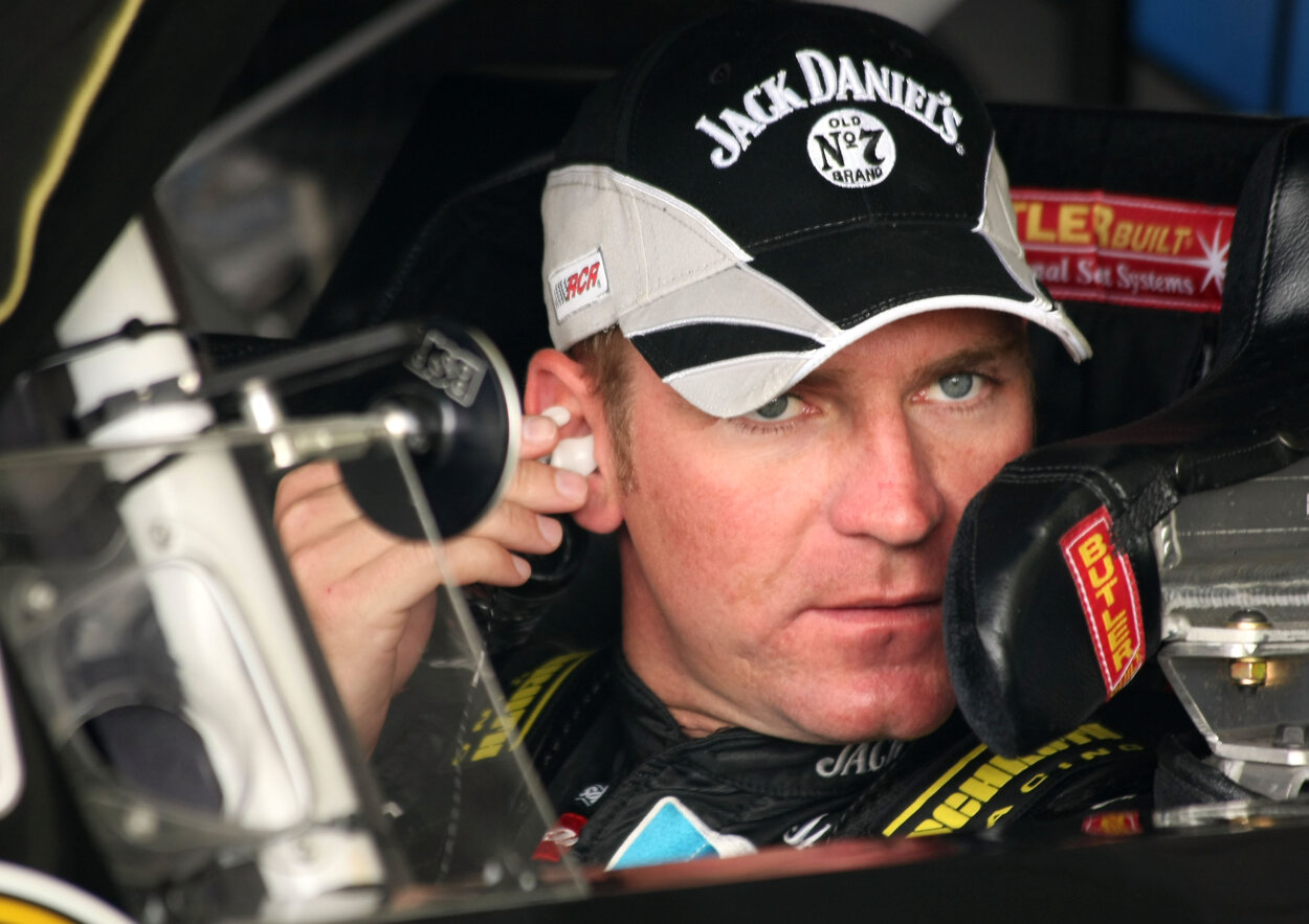 NASCAR driver Clint Bowyer in 2007