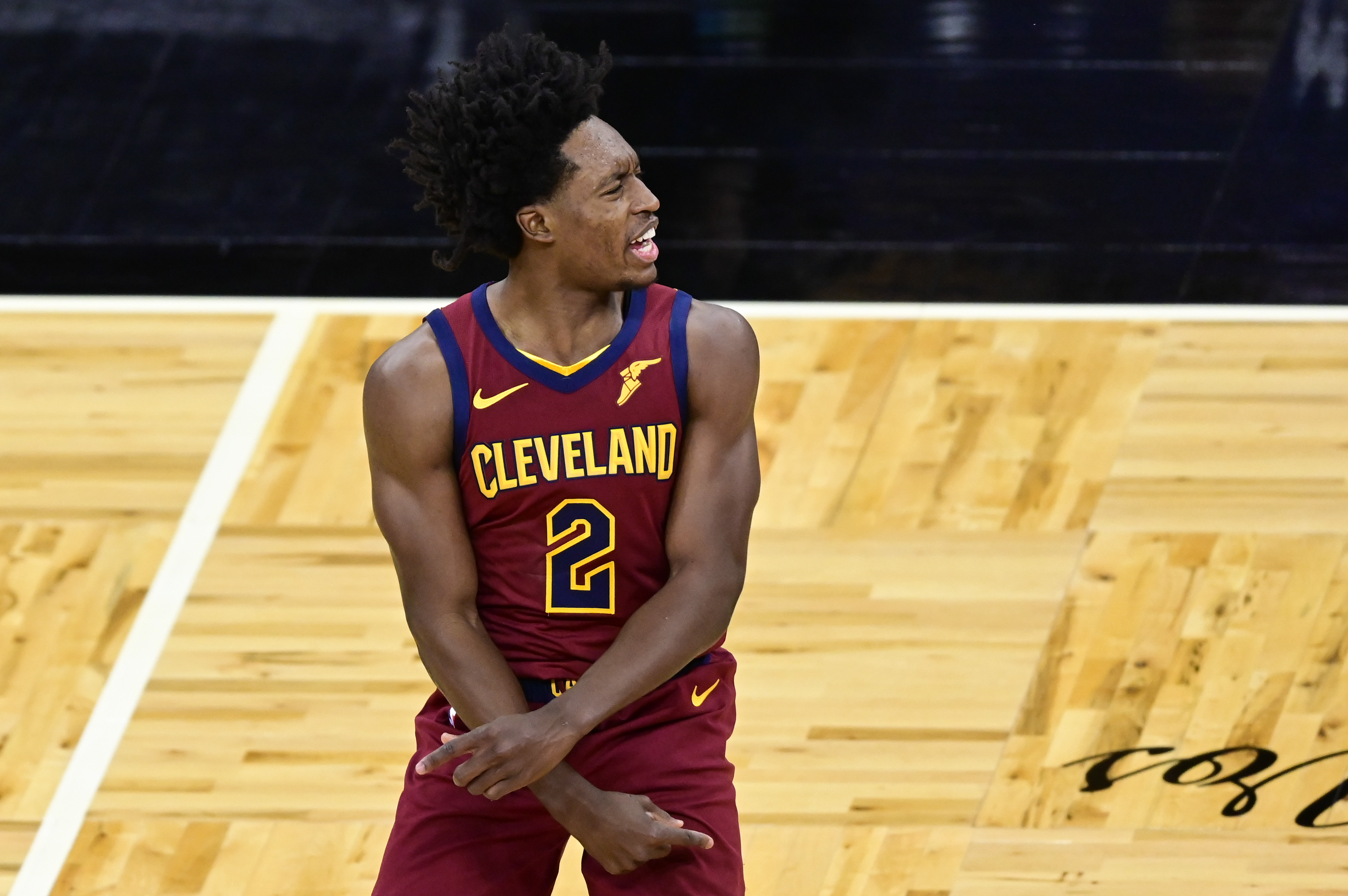 Collin Sexton's Prediction for the Cavaliers' Season Is Not Aging Well