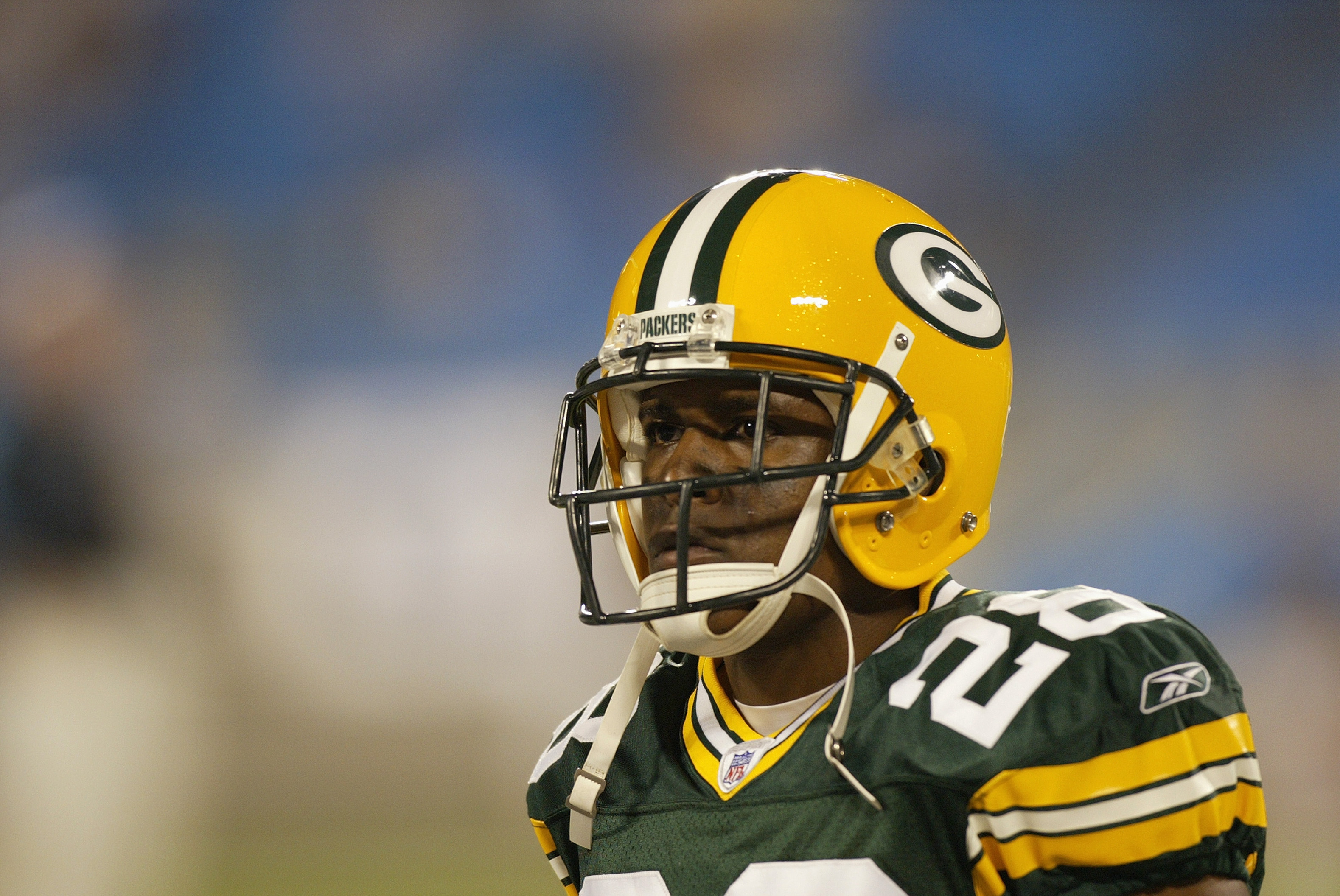 How Packers Draft Bust Ahmad Carroll Earned the Nickname 'Highway 28'