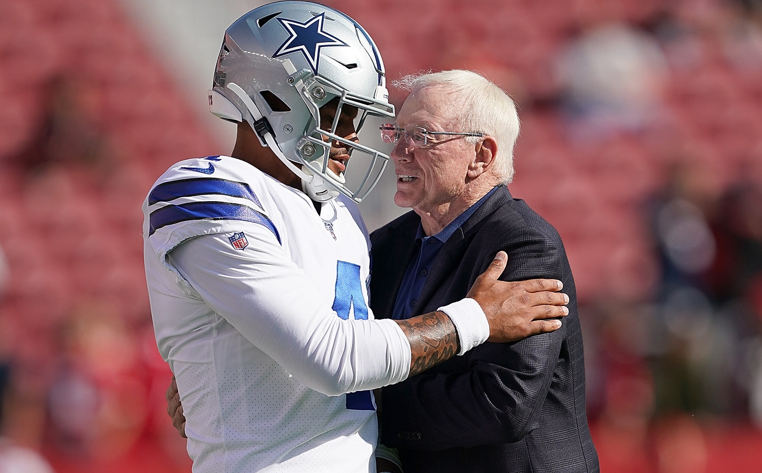 Dak Prescott and Jerry Jones have contract issues to work out, but the Cowboys also ave to worry about a No. 2 quarterback.