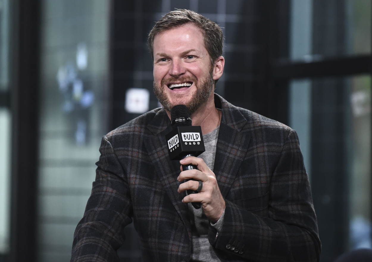 Dale Earnhardt Jr. Once Passionately Praised a Former NFL Star for Shockingly Quitting His Sport Early