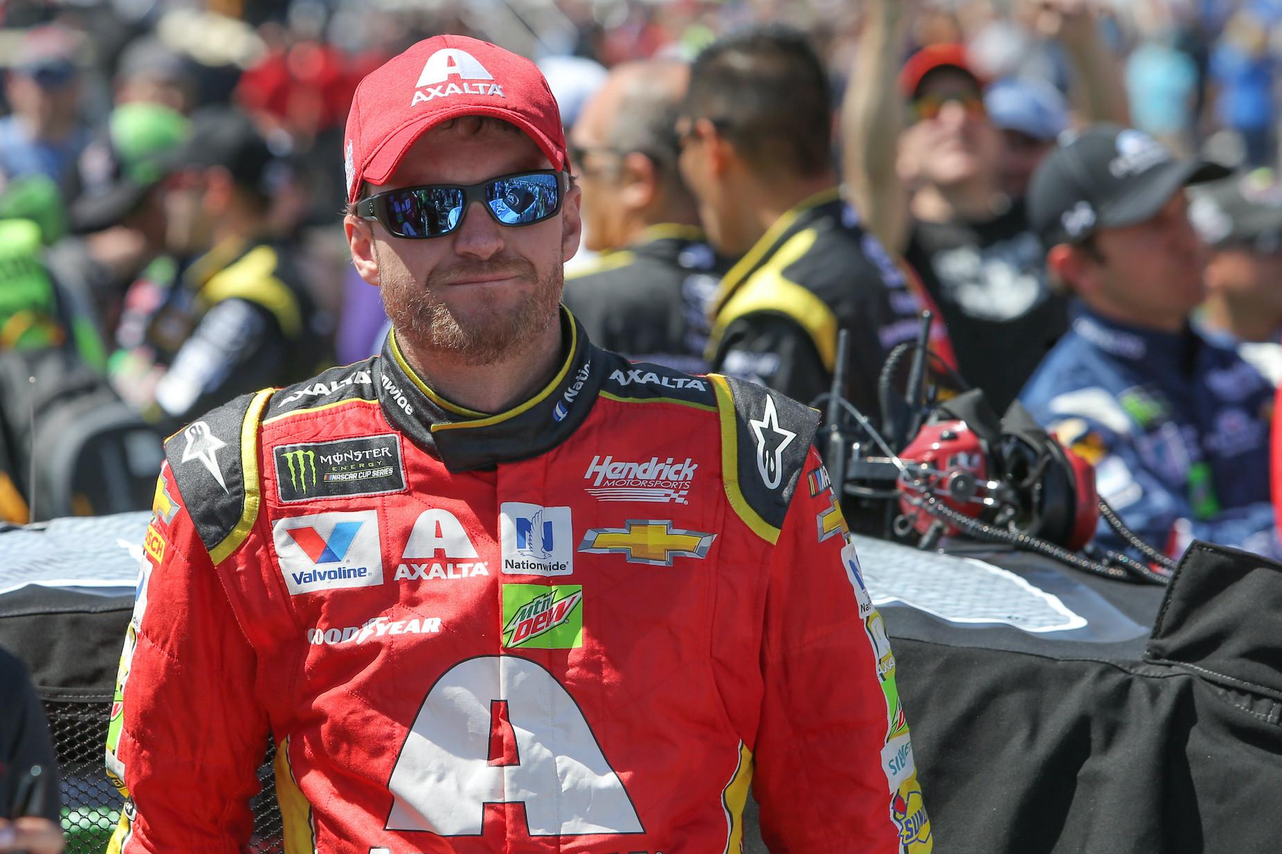 Dale Earnhardt Jr. has built up plenty of fame and fortune in NASCAR.