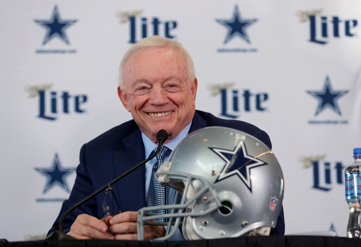 The Dallas Cowboys Just Found a Clever Way to Free up $17 Million