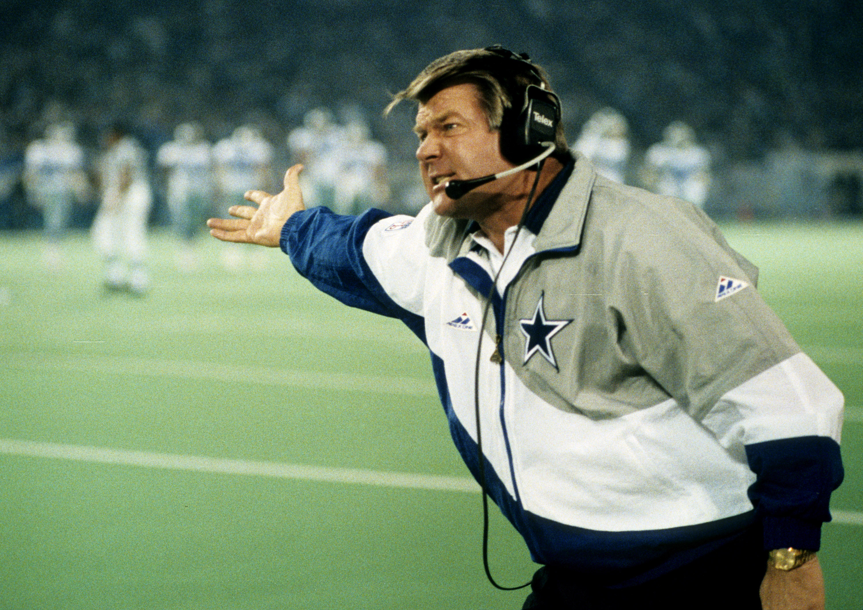 Troy Aikman Describes the Hilarious Way He and Jimmy Johnson Played Good Cop/Bad Cop With the Cowboys