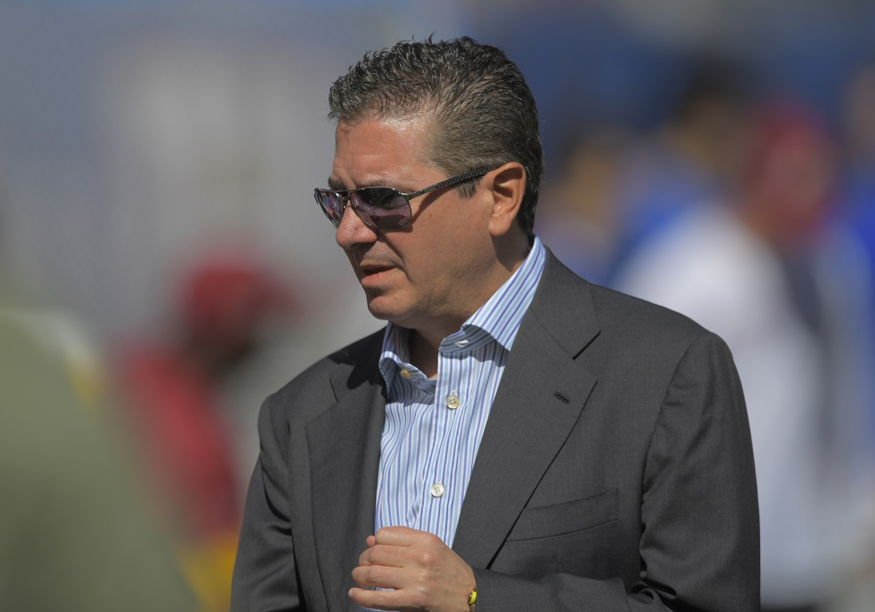 Daniel Snyder Has Stamped Out the Washington Football Team's Last Ray of Hope