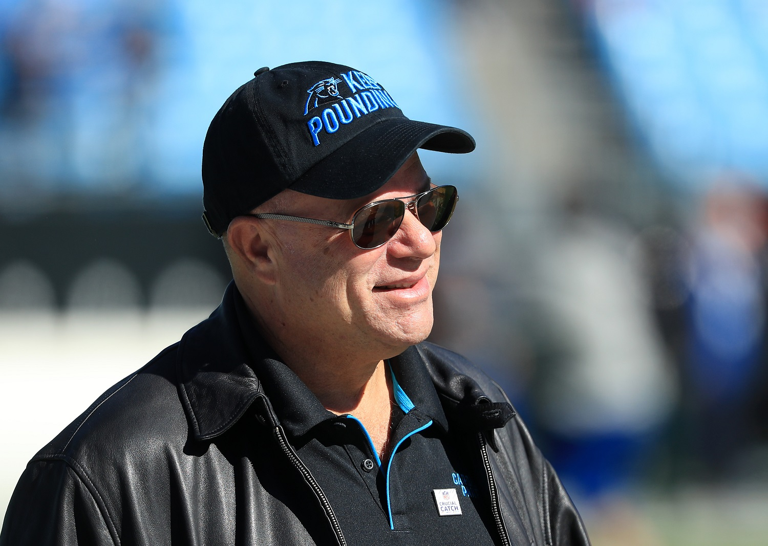 David Tepper bought the Carolina Panthers in 2018.