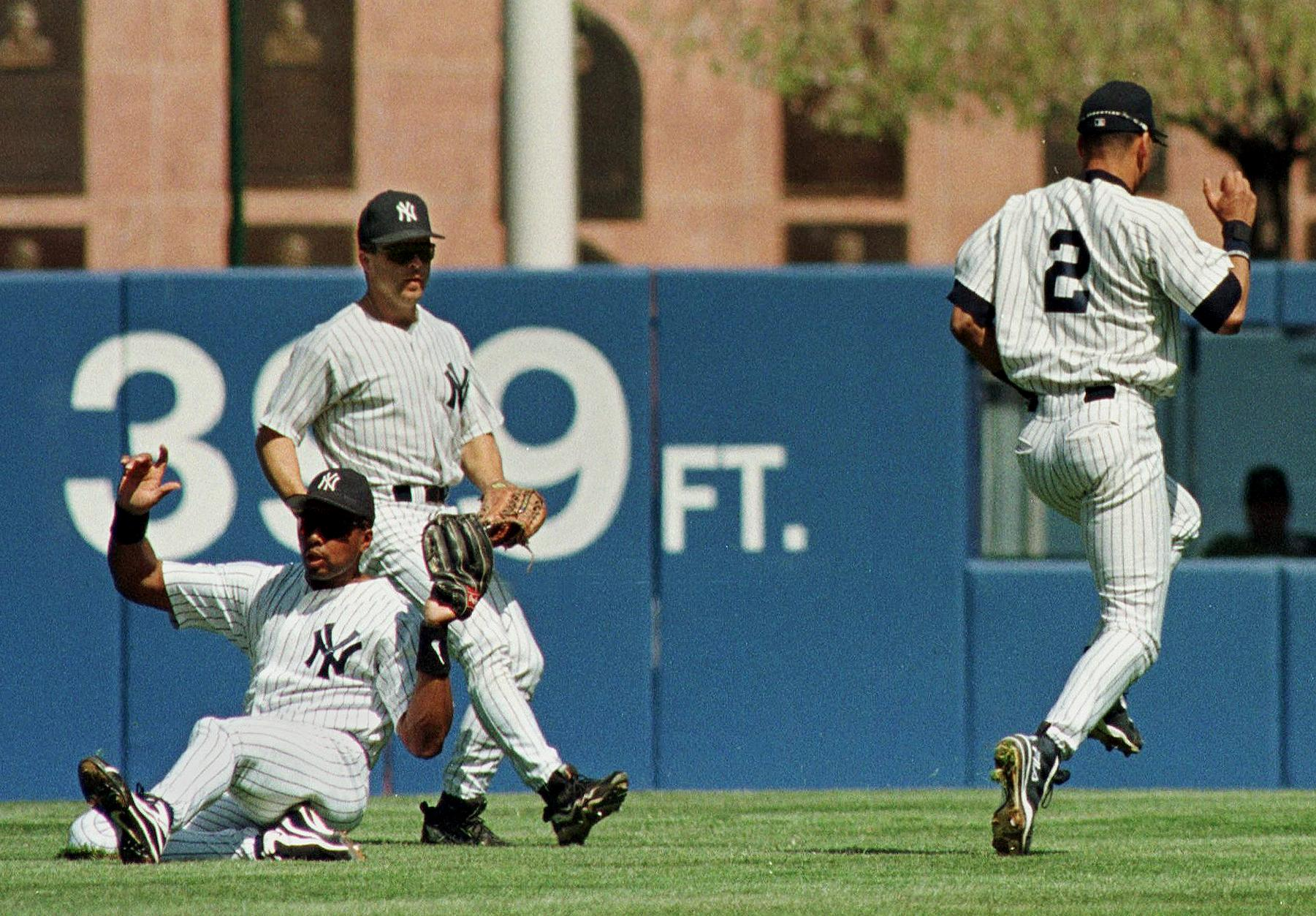 Derek Jeter Was Once Blasted by Chad Curtis and Told He Didn't Know How to Play the Game of Baseball