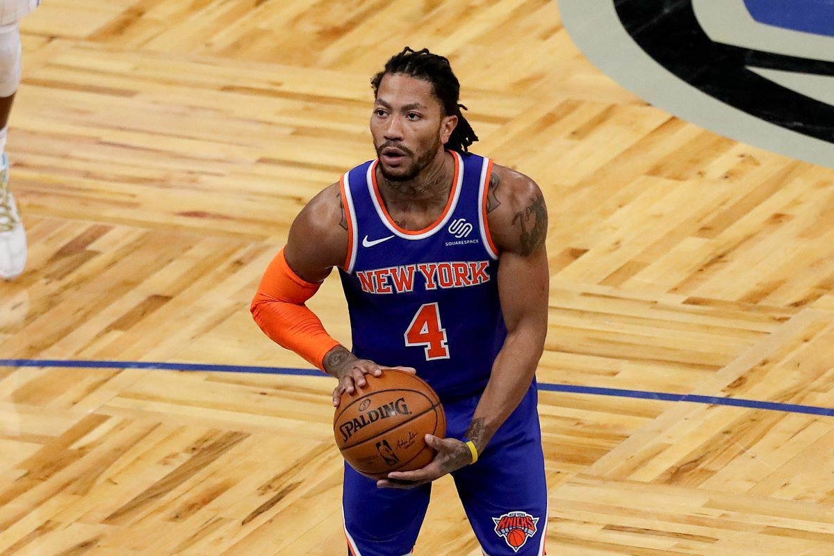 Derrick Rose, Knicks, NBA