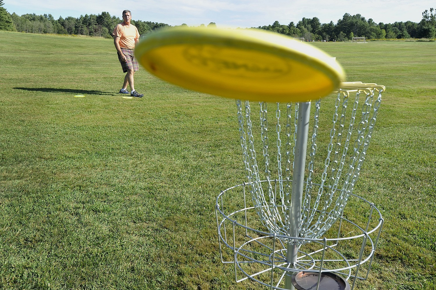 The biggest star in disc golf has just agreed to a 10-year, $10 million endorsement deal.
