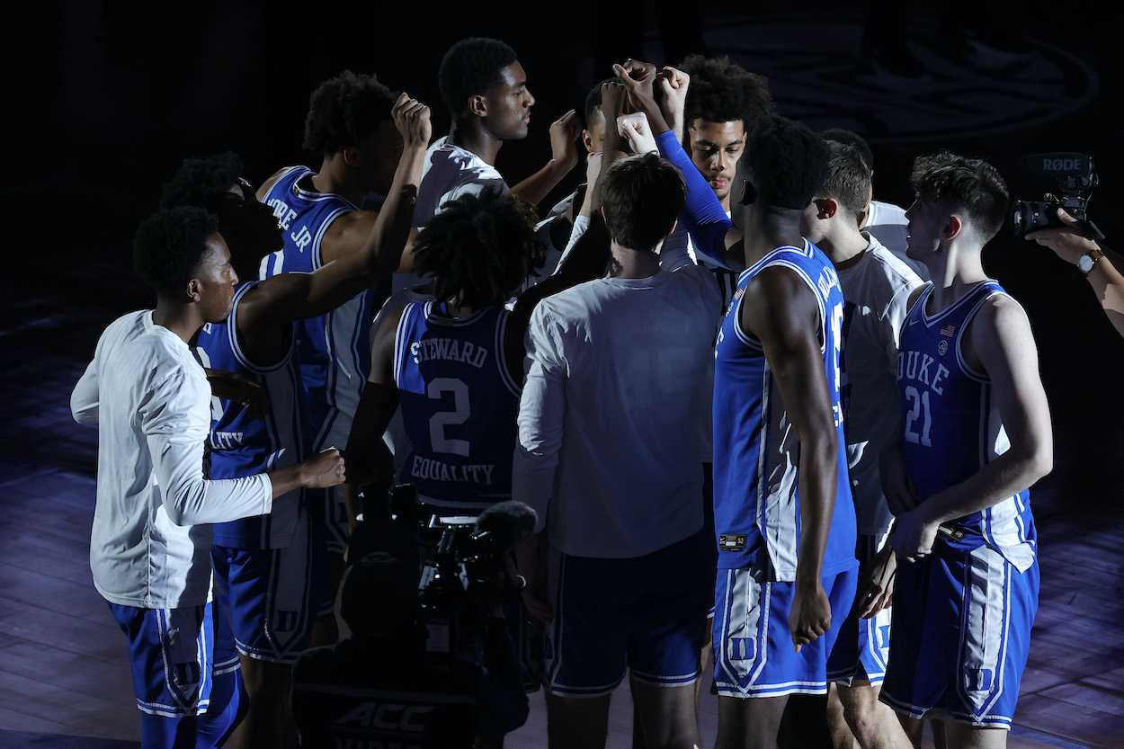 The Duke Blue Devils Just Suffered a Crippling COVID-19 Blow at the Worst Possible Time